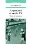 Argentona-al-segle-XV