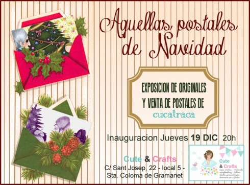 flyer expo Xmas cucatraca